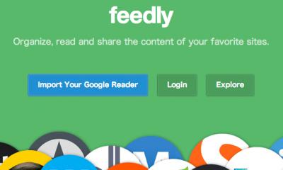 それでは猿めも、GoogleリーダーからFeedly(feat. Stylist)へ