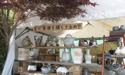 ぶらっと益子陶器市2015春