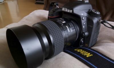 【祝35mm】軽さに三度驚いたNikon D750購入