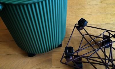 オムニウッティのフタ付きバケツと、使用しているゴミ容器の話
